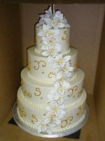 Wedding cake 52 by ninny85310