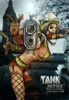 Tank Girl take four by GeoPhreak
