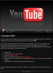 YouTube CSS by Pakaku