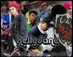 deviantID Cosplay Collection by KellyJane