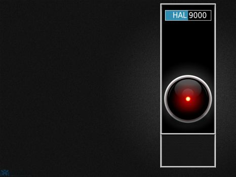 HAL Nine Thousand Wallpaper by KnightRanger