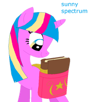 oh a book! by potsy208