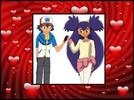 Pokemon - Negaishipping by Pokemonfriend123