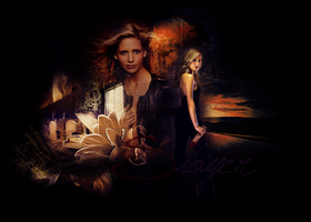 Slayer by JuliaAngels