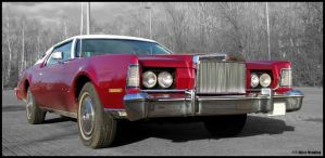 Lincoln Mark IV 1974 by Ollidoro
