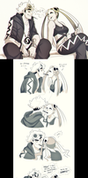 PKMN: Pocky Game by BechnoKid