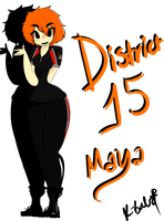 Tribute/District 15 by Ask-TheWholeGang