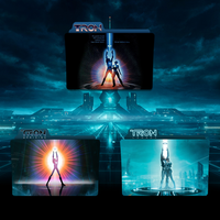 Tron Folder Icon Pack by Kliesen