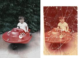 Photo restorations by online365