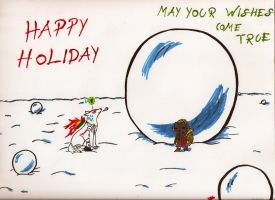 Happy Holidays 2010 by Marluxialover11