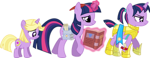 ED: The Rise of Twilight Sparkle by RuinedOmega