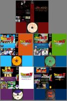 Personal Project: TFS Series DVD's by ENTITY-JS