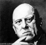 Aliester Crowley by ckoffler