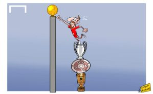 Ribery stacks up the silverware in bid for Ballon by OmarMomani