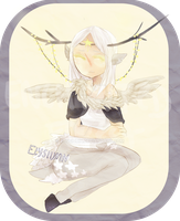 { Auction: 100 Themes Fairy Deer 1 } [CLOSED] by Elysiumn
