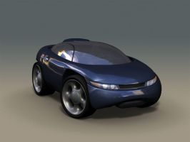 Concept car 01 by Awiz