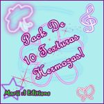 Pack de Texturas Hermozas by MariiiEditions