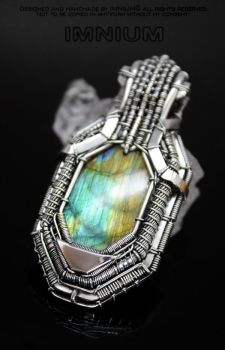 Armoured Labradorite A by IMNIUM