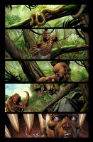 Skaar:King of the Savage Land1 by GURU-eFX