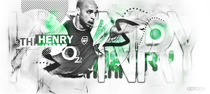 Thierry Daniel Henry by GersonDesign