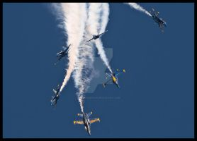 Blues El Centro III by AirshowDave