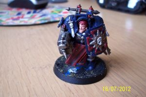 Terminator Librarian (front) by CharlieMcElroy5