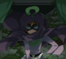 Mysterion by kinari21