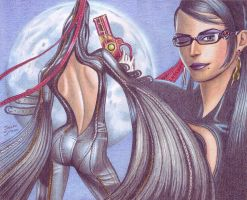 Bayonetta by crystalunicorn83