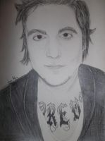 Synyster Gates of A7X by awkwarddino