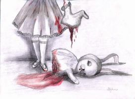 Butched Bunny by Erotic-Funeral