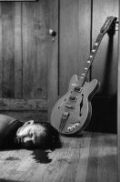 Death by Guitar by BodybagPhotography