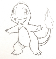 RCS #2: Charmander by Xain-Russell