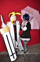 Allen and Road Cosplay by HellDolly