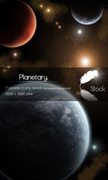 Planetary. by ZotuStock
