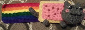 Nyan Cat by DuctileCreations