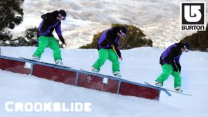 Crookslide by SiqueBrand