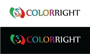 colourright  logo by aaronhockey