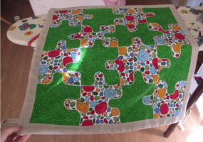 Baby Blanket - Puzzle by daiin