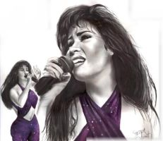 Selena Astrodome by lilyaiden