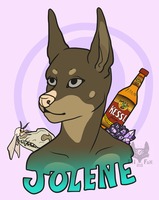 All About JOLENE by ElijahFoxArts