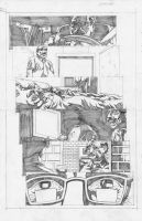 'What I Am' Page 7 Pencils by KurtBelcher1