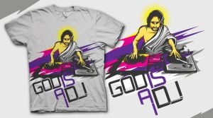 what if God is a DJ? by grazrootz