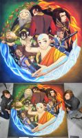 The Last Airbender by ChalkTwins