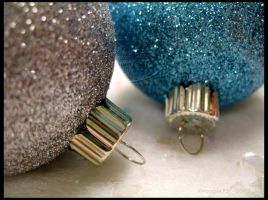 glitter ornaments III -duo- by Foozma73
