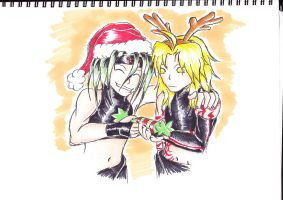 FMA Pull a Cracker With Me by angelic-swordien
