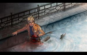 Shingeki No Kyojin: Temporary Refuge v2 by CountryShiba
