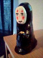No-Face from Spirited Away by Tweeter72