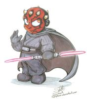 Mini-Maul by xanykaos