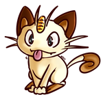 Meowth by LordChatta