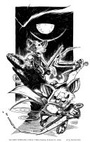 The Mice Templar by derrickfish